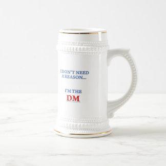 I m the DM Mug