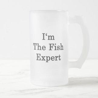 I m The Fish Expert Coffee Mug