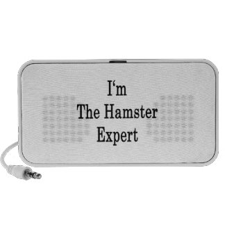 I m The Hamster Expert Travelling Speaker