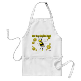 I m the Queen Bee Apron