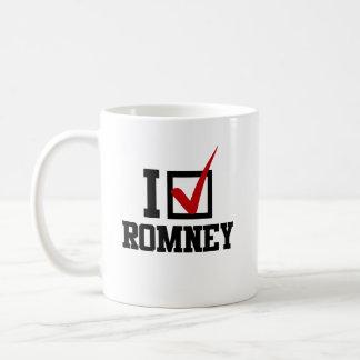 I M VOTING FOR MITT ROMNEY png Coffee Mug