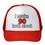 I make 90 look good cap