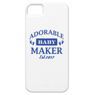 I make Adorable Babies Barely There iPhone 5 Case