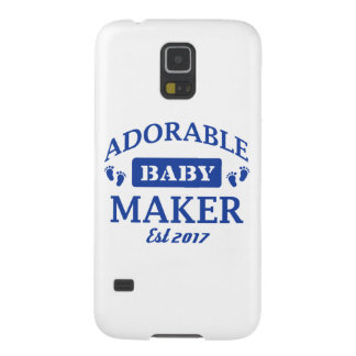 I make Adorable Babies Galaxy S5 Covers
