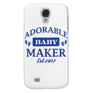 I make Adorable Babies Samsung Galaxy S4 Case