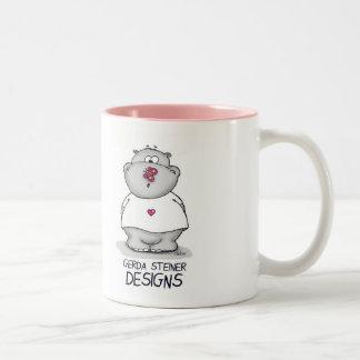 I Make Awesome Cards Mug! Two-Tone Coffee Mug