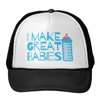 I MAKE GREAT CAP
