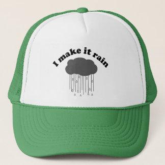 I Make It Rain Trucker Hat