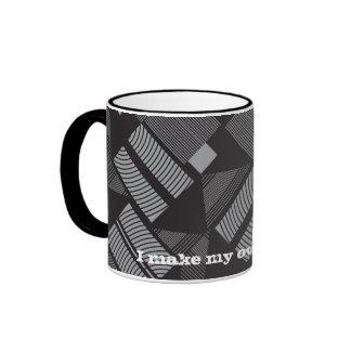 I make my own choices! ringer mug