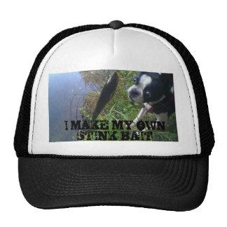 I make my own stink bait cap