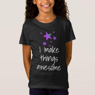 """I Make Things Awesome"" T-Shirt (Dark)"