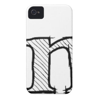'i' : man (Karl Lentz) iPhone 4 Cases