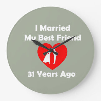 Wedding Gift 31 Years : 31st Wedding Anniversary GiftsT-Shirts, Art, Posters & Other Gift ...