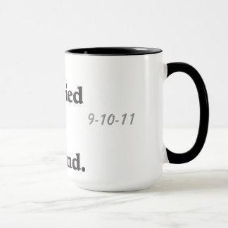 I Married My Best Friend Mug