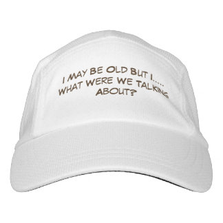 I May Be Old Hat