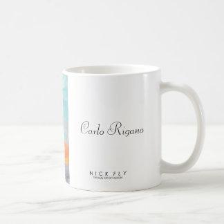 I mille colori del vulcano coffee mug