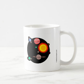 I miss Pluto. Coffee Mug