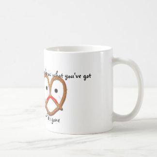 I Miss Pretzels Mug