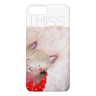 I MISS YOU iPhone 8 PLUS/7 PLUS CASE