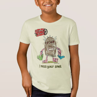 I Miss Your Smell! Organic Tee