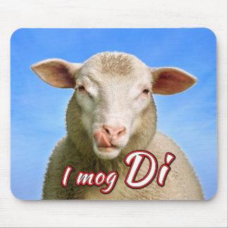 I mog Di Mouse Pad