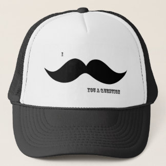 I Moustache You A Question - Hat