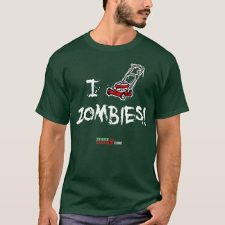 I Mow Down Zombies Shirt