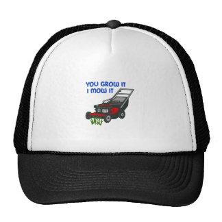 I MOW IT CAP