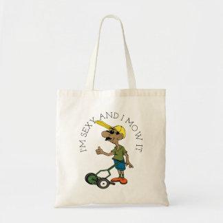 I Mow It Tote Bag