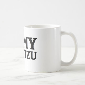 I ♥ My Shih Tzu Basic White Mug