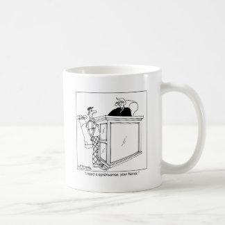 I Need a Continuance Coffee Mug