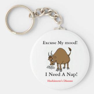 I need a nap keychain
