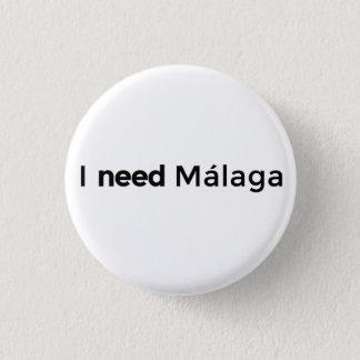 I need Malaga - Plate 3 Cm Round Badge