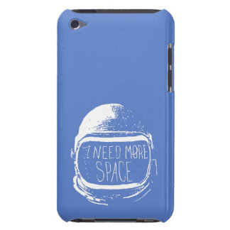 I need more space barely there iPod case