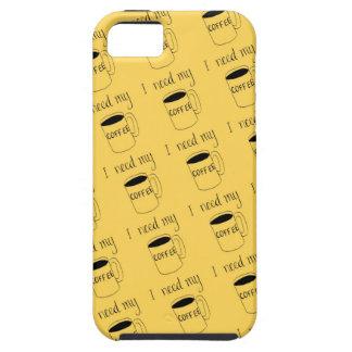 I need my coffee iPhone 5 cases