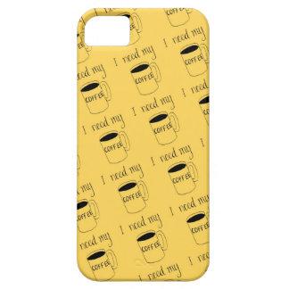 I need my coffee iPhone 5 covers