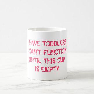 I need my coffee basic white mug