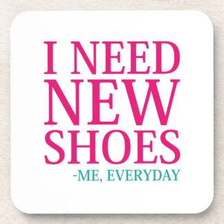 I Need New Shoes Coaster