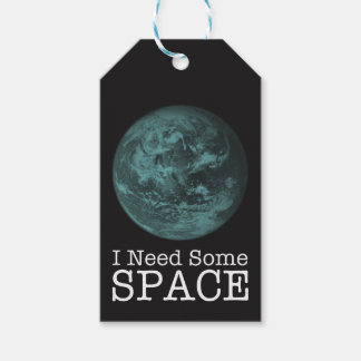 I Need Some Space Gift Tag