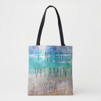 I need Vitamin Sea Canvas Bag