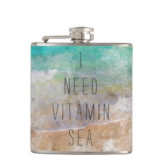 I need Vitamin Sea Gift Flask