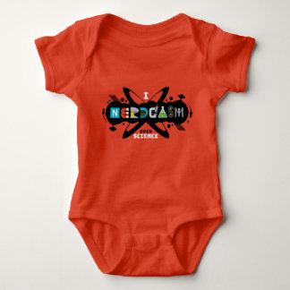 I Nerdgasm Over Science Baby Bodysuit