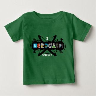 I Nerdgasm Over Science Toddler T-Shirt