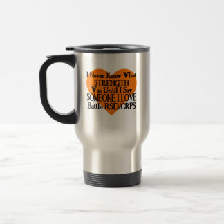 I Never Knew...Someone I Love...RSD/CRPS Travel Mug