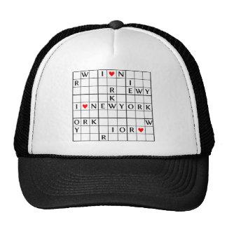 I♥NEWYORK MESH HAT