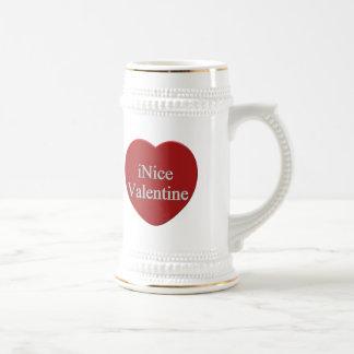 I Nice Valentines Day T-shirts and Gifts Coffee Mugs