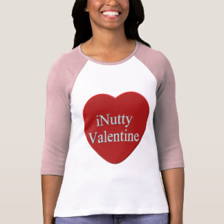 I Nutty Valentines Day T-shirts and Gifts