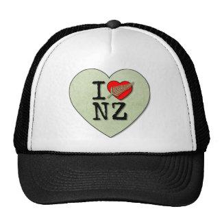 I♥NZ CAP