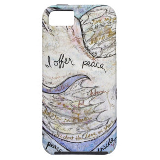 I offer peace case for the iPhone 5