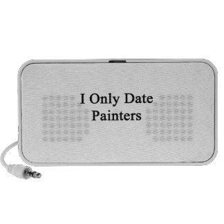I Only Date Painters Laptop Speakers